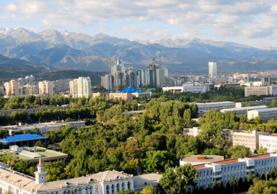 Hình: VOA Thành phố Almaty tại Kazakhstan