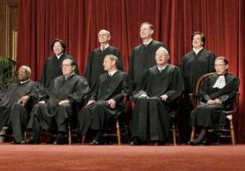 Hình: AP 9 vị Thẩm phán Tối cao Pháp viện Hoa Kỳ
