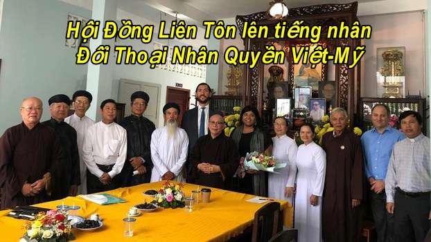 Hội Đồng Liên Tôn 2019